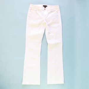 White House Black Market Bootcut Jeans